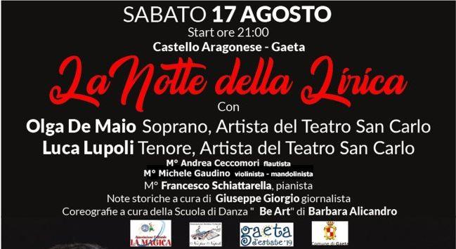 Notte Magica Verdi Note.Un Recital Imperdibile Per Una Magica Ed Indimenticabile