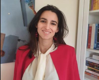 l'imprenditrice e autrice Giada Palma
