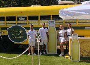 il bus giallo Cedral Tassoni